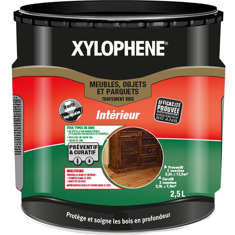 Traitement Du Bois Meuble Xylophene Premium 25 Ans 25 L