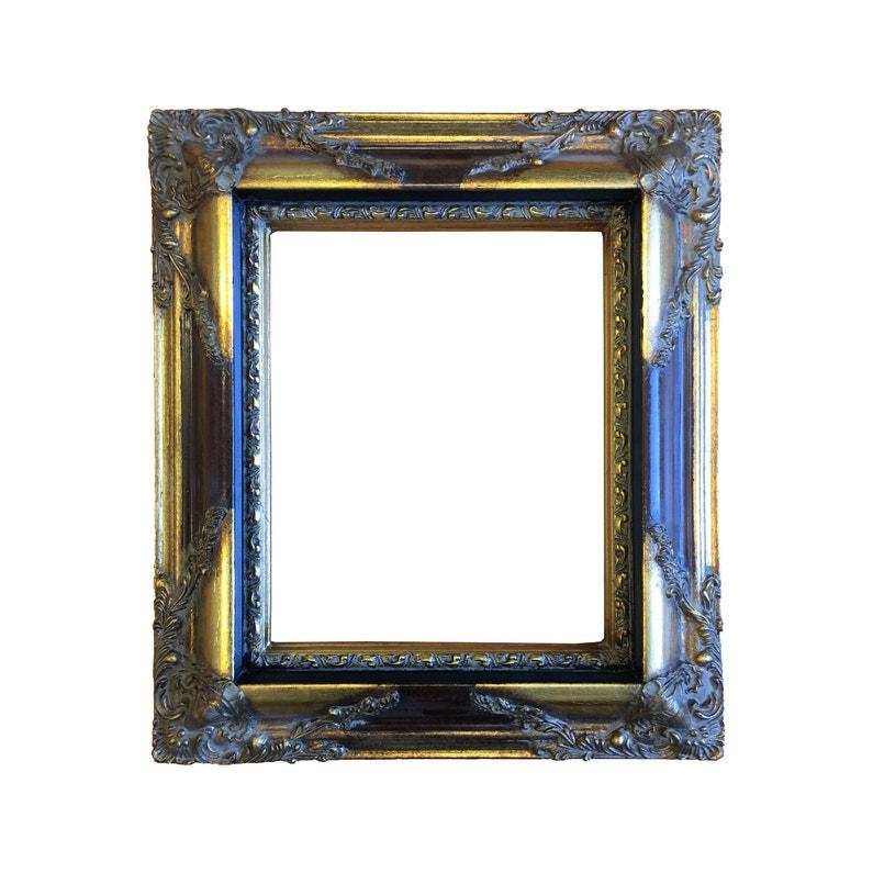 Cadre Napoléon 3 Brun 46 X 55 Cm
