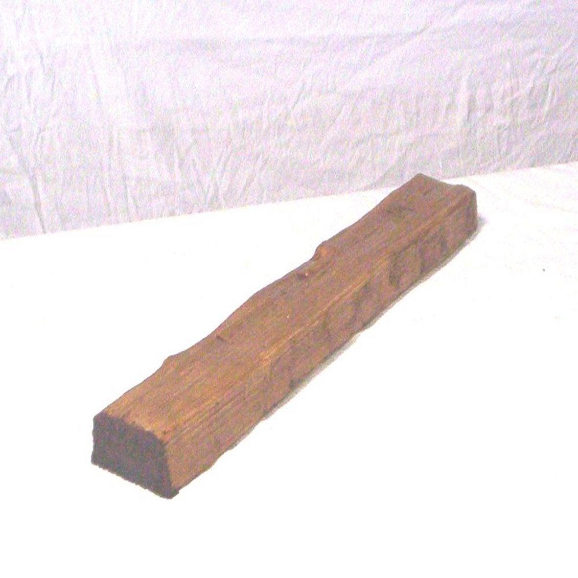 Poutre polyuréthane creuse l.5 x H.10 cm, L.3 m   Leroy Merlin