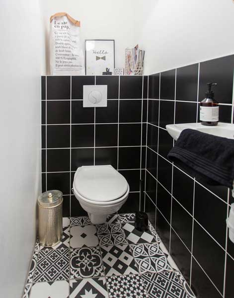 10 idées déco pour les WC | Leroy Merlin