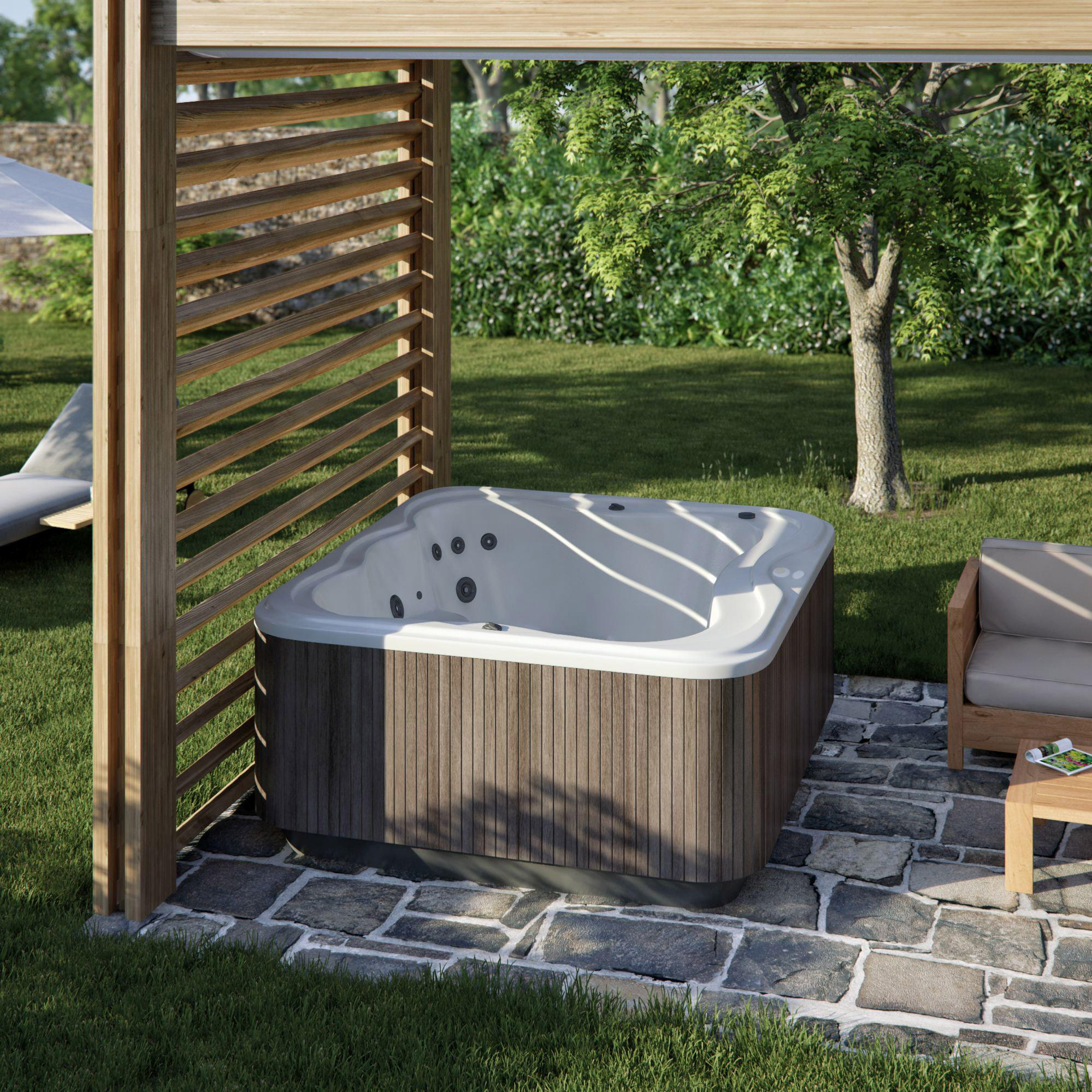 Spa Gris 5 Places, PROJECTA BY JACUZZI Madura ...