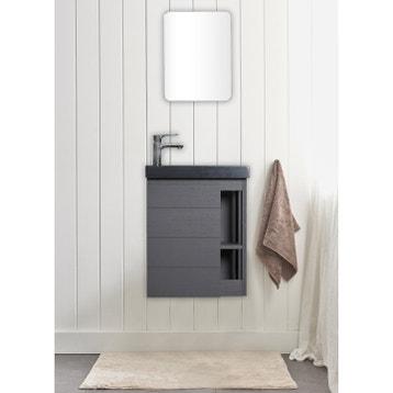 Lave-main, meuble et sèche-mains - WC, abattant et lave ...
