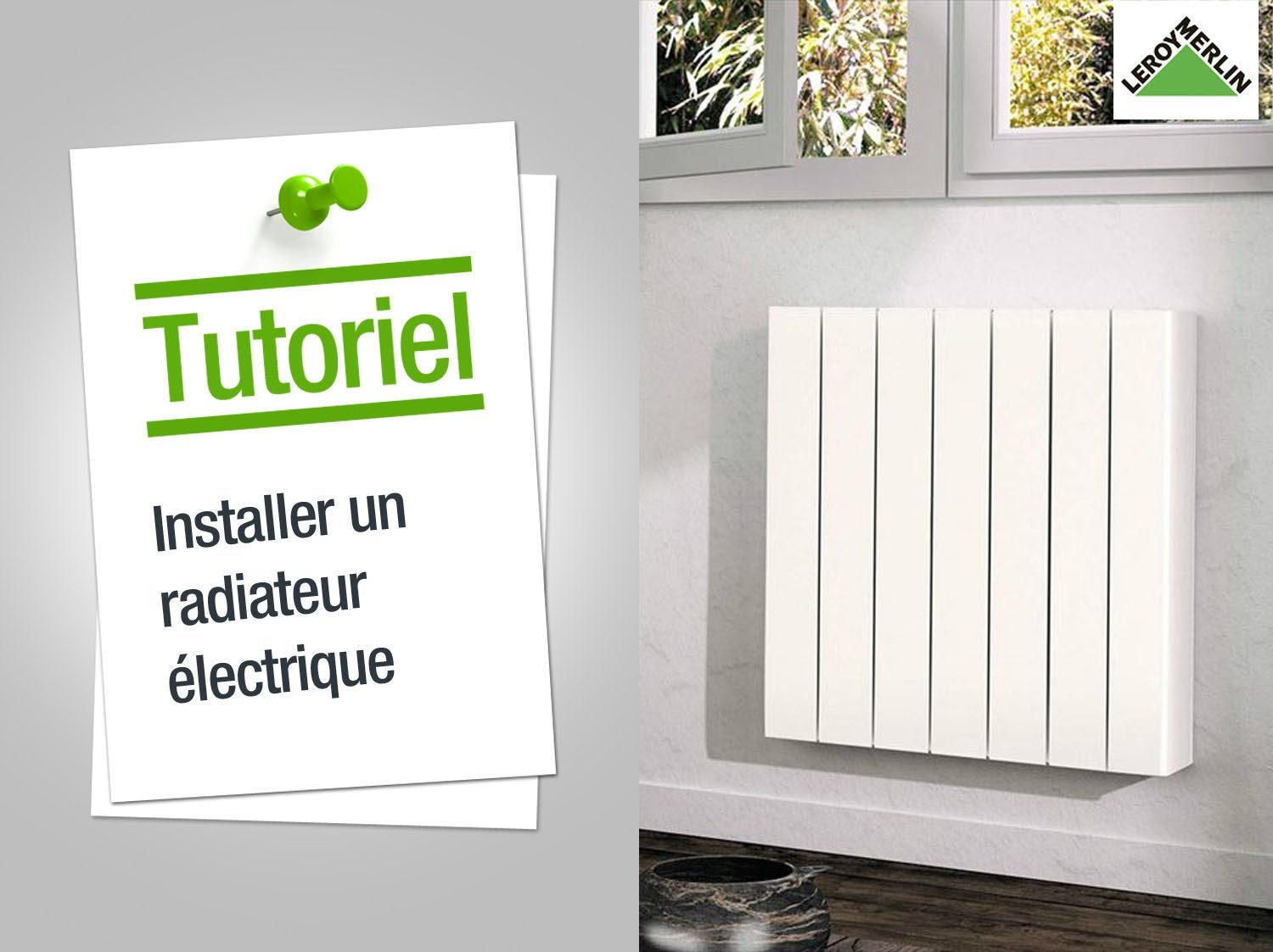 radiateur lectrique inertie pierre sauter baladi 1000 w leroy merlin. Black Bedroom Furniture Sets. Home Design Ideas