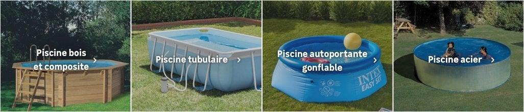 TYPE DE PISCINE