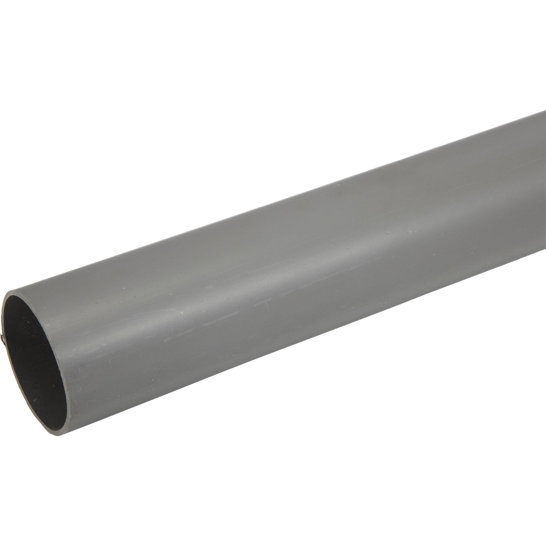 Tuyau de radiateur en caoutchouc Noir 63 mm x 1 m