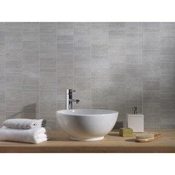 Lambris pvc lambris adh sif dalle murale dalle adh sive pour murs dalle i - Lambris pvc salle de bain grosfillex ...
