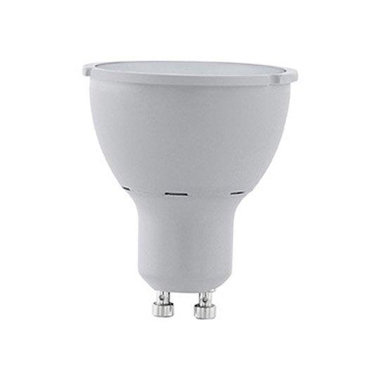ampoule led 5w 350lm quiv 50w gu10 3 niveaux d. Black Bedroom Furniture Sets. Home Design Ideas