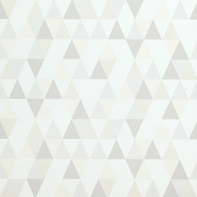papier peint intiss hej beige leroy merlin. Black Bedroom Furniture Sets. Home Design Ideas