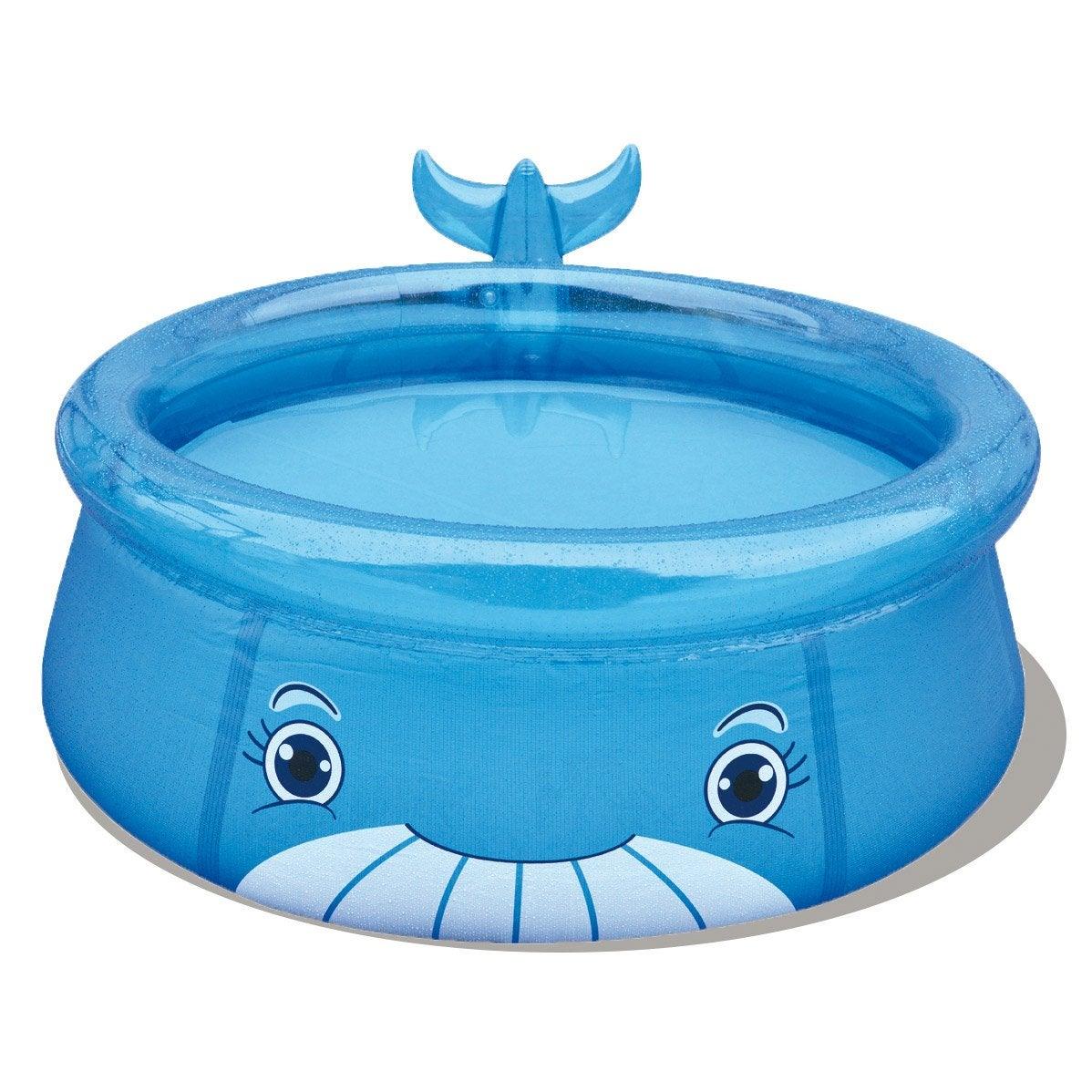Bien choisir une piscine autoportante pas ch re conseils for Aspirateur piscine hors sol jilong