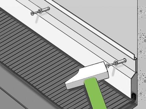 Comment assurer l tanch it de la toiture leroy merlin - Comment changer les plombs ...