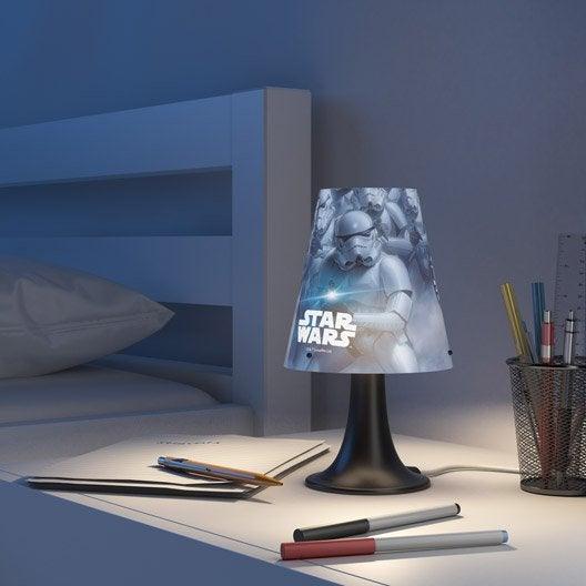 Lampe, led intégrée Starwars, 1X2.3 W-Safety Extra Low Voltage W