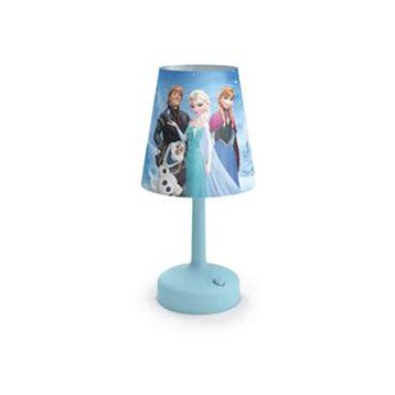 Lampe, led intégrée Reine des neiges PHILIPS, 1X0.6 W-3.2 V W