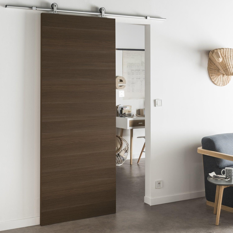 Porte Separation Salon Cuisine des idées de portes coulissantes | leroy merlin