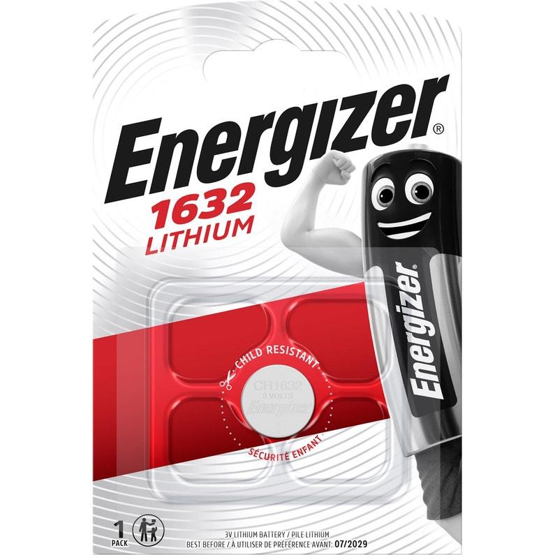 Pile Bouton Cr1632 3 V Energizer
