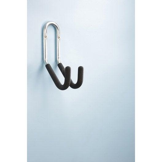 crochet de rangement et rangement de v lo porte v lo. Black Bedroom Furniture Sets. Home Design Ideas