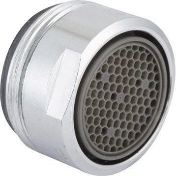 mousseur et brise jet pour robinet accessoires de robinet leroy merlin. Black Bedroom Furniture Sets. Home Design Ideas