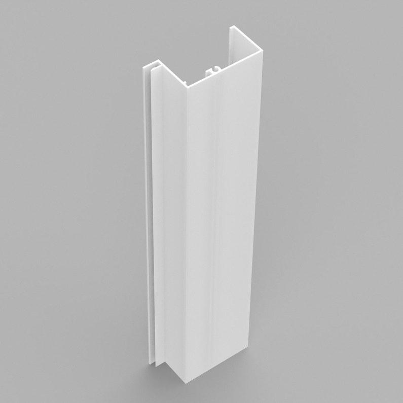 Tap e d 39 isolation pour porte d 39 entr e x cm aluminium excellence leroy merlin - Isolation porte d entree appartement ...