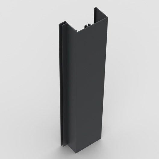 Tap e d 39 isolation pour porte d 39 entr e x cm aluminium excellence leroy merlin - Isolation porte d entree ...
