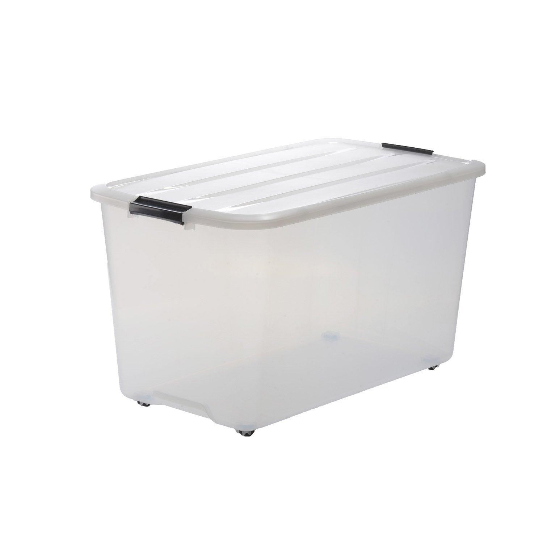 Boîte Top Box Plastique , L.39 X P.68 X H.38.5