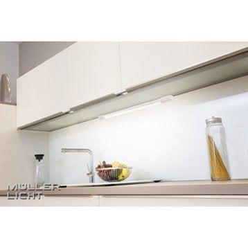 Réglette Starled universal, LED 1 x 7 W, LED intégrée blanc froid