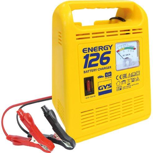 Chargeur De Batterie Gys Energy 126 90 W