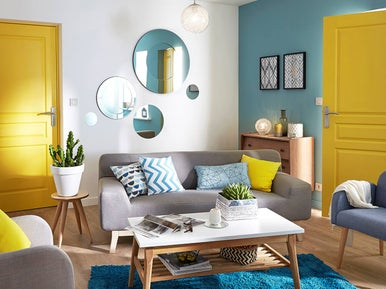 10 conseils pour faire entrer plus de lumi re dans votre salon leroy merlin. Black Bedroom Furniture Sets. Home Design Ideas
