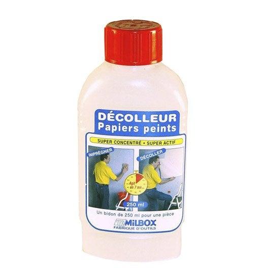 D colleur papier peint nespoli leroy merlin - Produit pour decoller papier peint ...