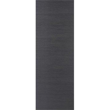 Porte coulissante revêtu décor chêne grisé Londres, 204 x 93 cm