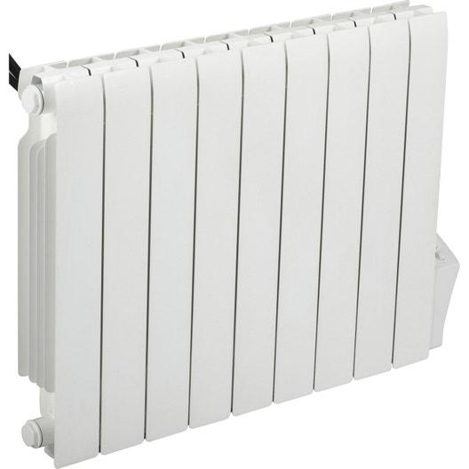 radiateur lectrique inertie fluide celcia 1800 w leroy merlin. Black Bedroom Furniture Sets. Home Design Ideas