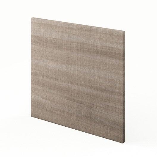 porte pour lave vaisselle int grable d cor ch ne blanchi ForDecoration Porte Lave Vaisselle