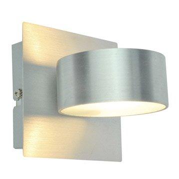 Applique, g9 Miki, 1 x 40 W, aluminium aluminium, INSPIRE