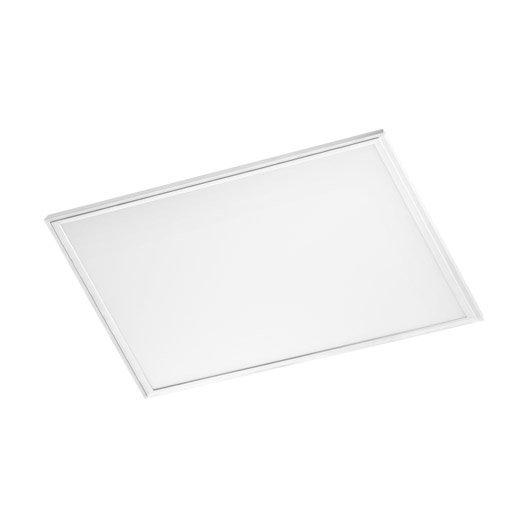panneau led int gr e salobrena carr 60 x 60 cm 40 w blanc froid eglo leroy merlin. Black Bedroom Furniture Sets. Home Design Ideas