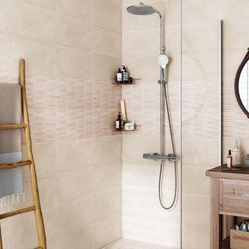 carrelage mural et faïence pour salle de bains et crédence de ... - Faience Murale Salle De Bain