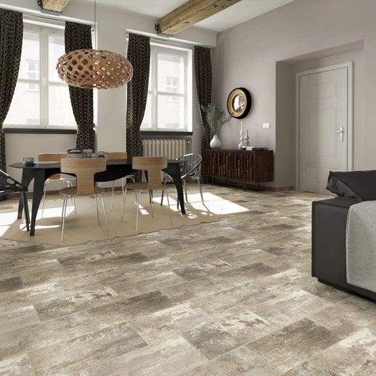 perfect sol pvc beige travertin chantr artens textile l m with sol pvc leroy merlin. Black Bedroom Furniture Sets. Home Design Ideas