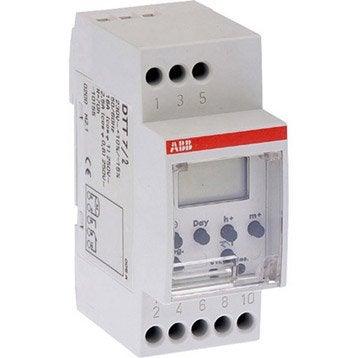 Horloge ABB, 230 V, 16 A