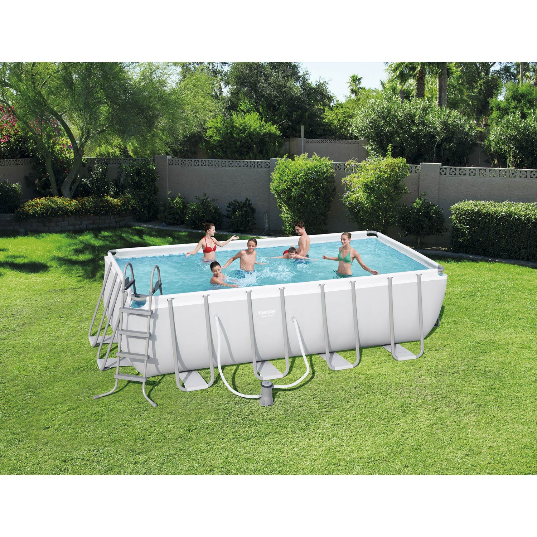 piscine tubulaire 56670 bestway l x l x h. Black Bedroom Furniture Sets. Home Design Ideas