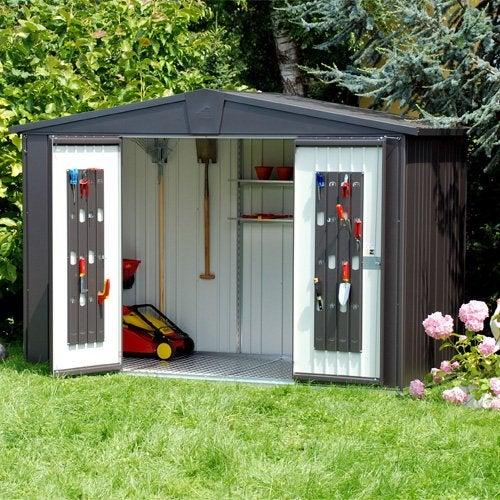 grand choix de 3d7f0 604e9 Abri de jardin, cabane, chalet, kiosque, garage | Leroy Merlin
