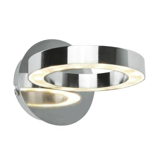 Applique Circey, LED 1 x 4 W, LED intégrée blanc chaud | Leroy Merlin