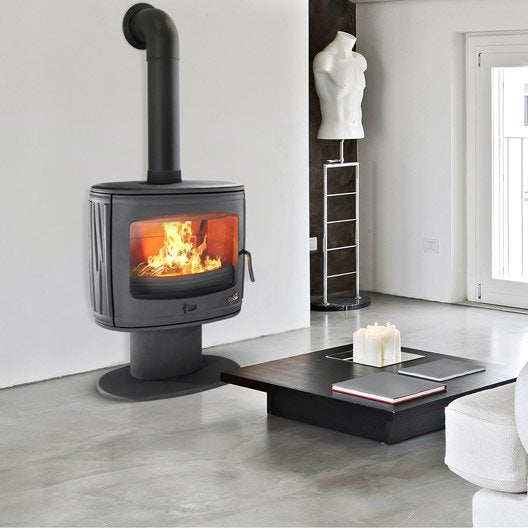 po le bois au meilleur prix leroy merlin. Black Bedroom Furniture Sets. Home Design Ideas