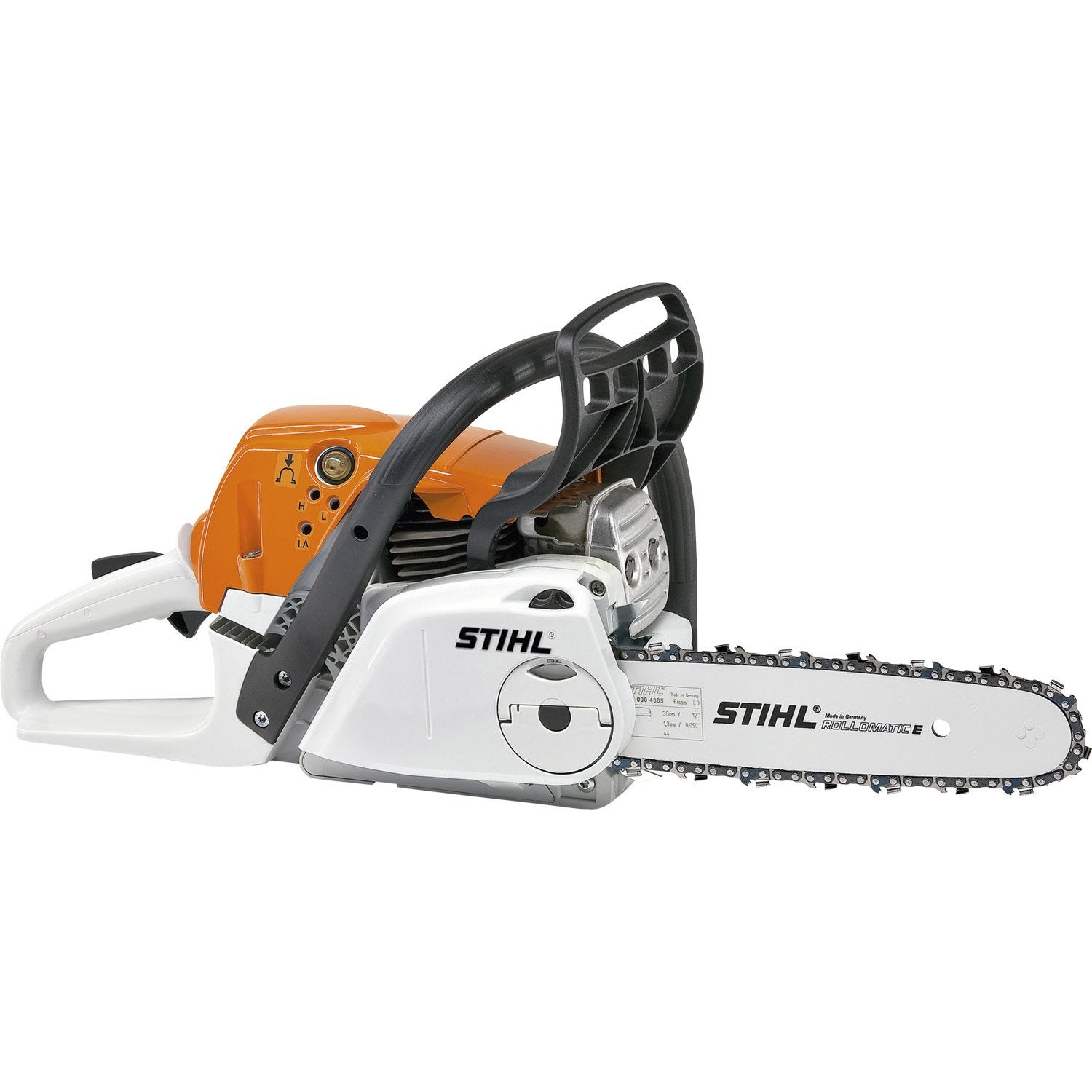tron onneuse essence stihl ms251cbe 45 6 cc leroy merlin. Black Bedroom Furniture Sets. Home Design Ideas