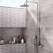 Faïence mur gris, Tonnerre l.25 x L.50 cm