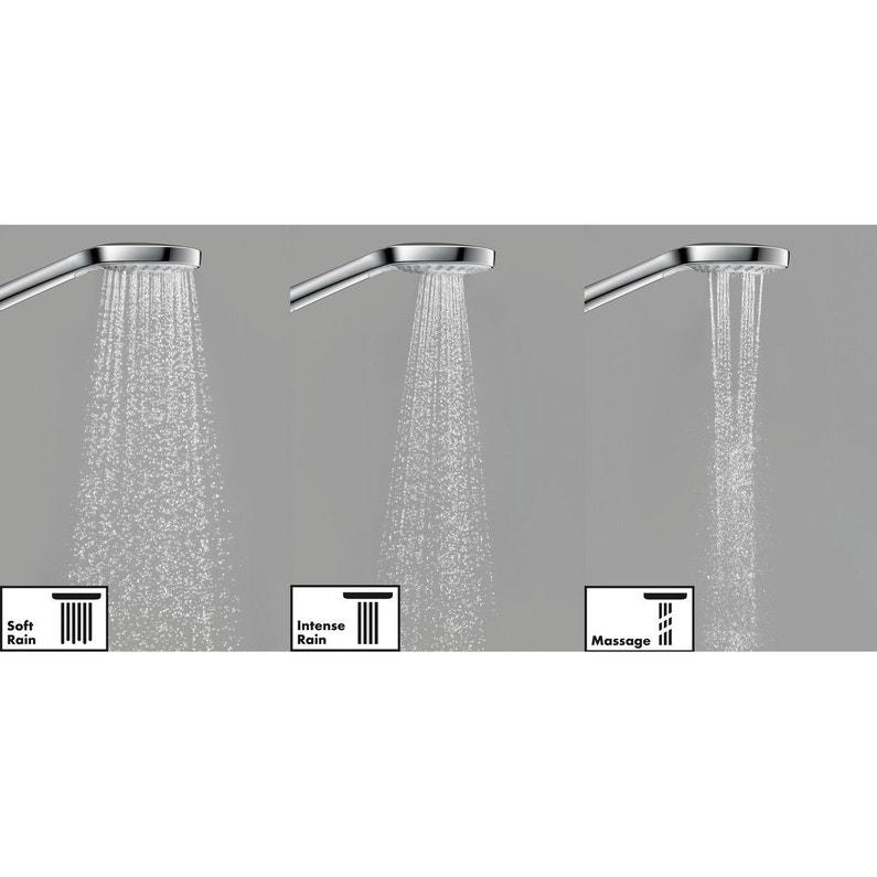 Bevorzugt Colonne de bain avec robinetterie, HANSGROHE Croma select e WF95