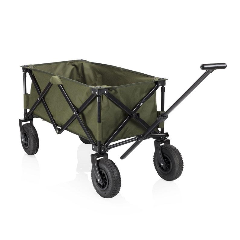 Chariot 4 Roues Campart 100 L 70 Kg
