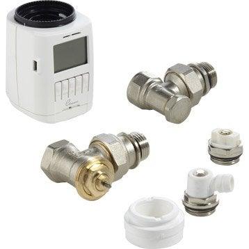 robinet et accessoires pour radiateur eau chaude radiateur s che serviettes chaudi re. Black Bedroom Furniture Sets. Home Design Ideas