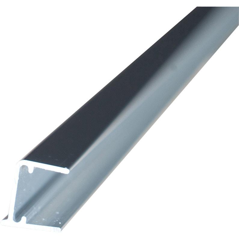 Profil Obturateur Pour Plaque Ep 16 Mm Aluminium L1 M