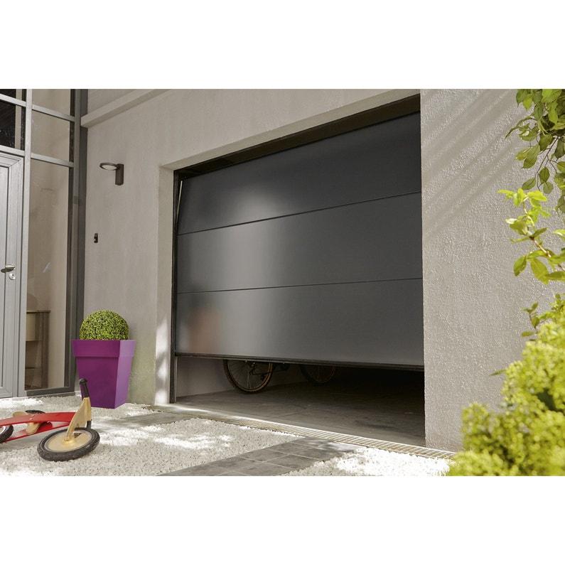 Porte Garage Sectionnelle Leroy Merlin