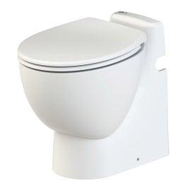 WC à poser avec broyeur intégré SFA Sanicompact 555