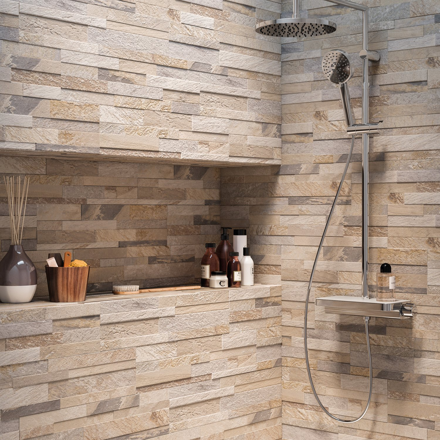 Tips to Create Salle De Bain Douche Beige
