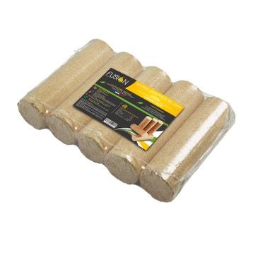 bois de chauffage granul s pellets et b ches calorifique au meilleur prix leroy merlin. Black Bedroom Furniture Sets. Home Design Ideas