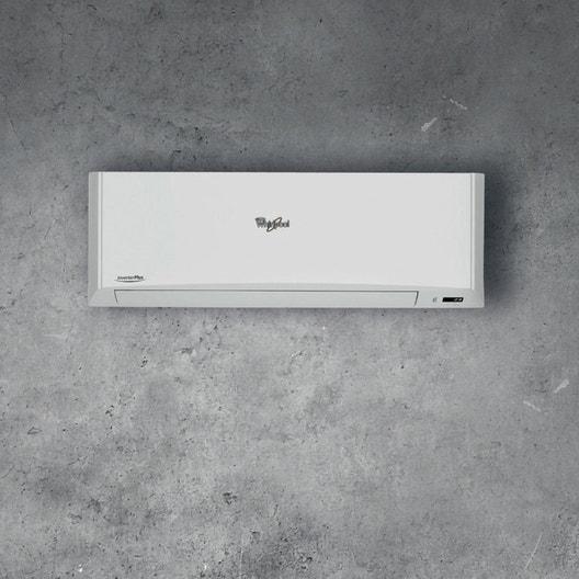 Pose Et Mise En Service D Un Climatiseur Fixe Avec Unité